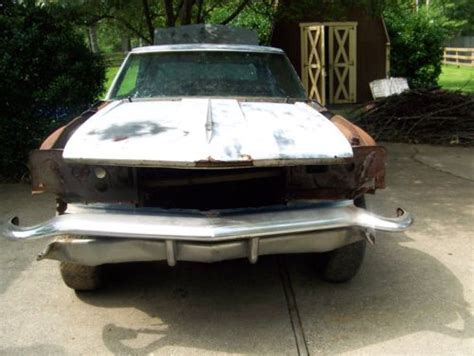 1965 Buick Riviera Parts by Buy Used 1965 Buick Riviera Parts Car With Clean Indiana