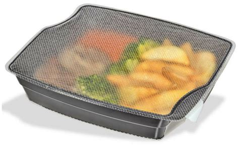 tray lidding m steam 174 the consistent way to steam cook alert packaging