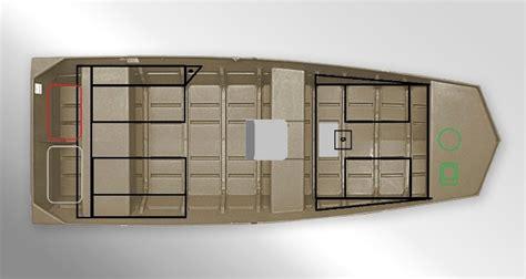 Jon Boat Layout by S River Jon Tinboats Net