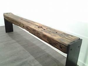Banc En Bois Ikea : cuisine banc exterieur bois massif mzaol banc rangement ~ Premium-room.com Idées de Décoration