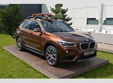 BMW X1 2015 Kastanienbronze und F48Zubehör für Familien