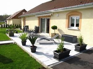 agencement jardin exterieur meilleures images d With photos terrasses et jardins 14 piscine paysagiste createur en isare