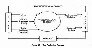The Production Process  With Diagram