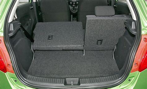 Yaris Seat Ibiza Und Mazda 2 Im Kleinwagen Vergleich by Gr 246 223 Envergleich Kleinwagen Mit Gro 223 Er Klappe