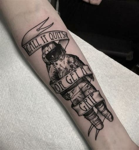 forearm quote tattoo tumblr