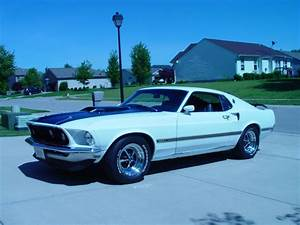 1969 WHITE FORD MUSTANG MACH 1 | Ford Mustang 67 68 69 | Pinterest | Mustang mach 1, Ford ...