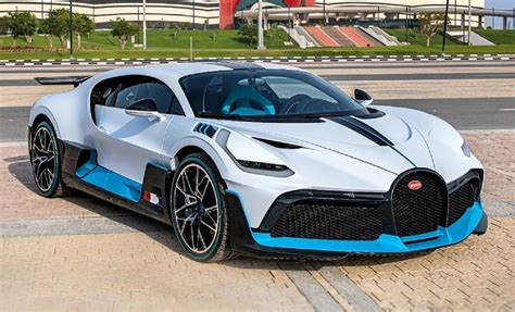 While the chiron is beating world top speed records, the divo concentrates on offering enhanced driving dynamics. First 2021 Bugatti Divo Delivered In Qatar