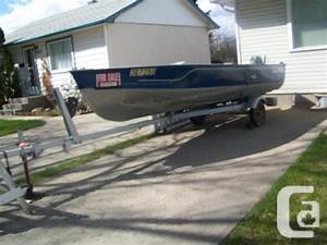 16, Foot, Lund, Boat, U0026, Motor, For, Sale, In, Coppersands
