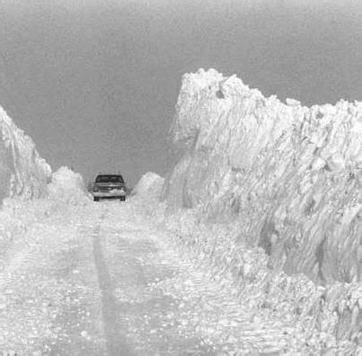 blizzard   late  zanesville ohio