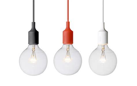 e27 pendant light design within reach