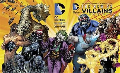 Villains 52 3d Motion Dc Comics Comic