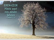 Hasta aquí me has ayudado Jehová Devocionales y Reflexiones
