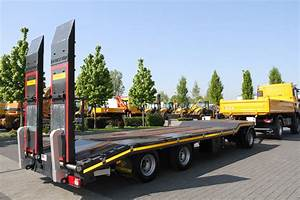 3 Axle Low Loader Trailer Scorpion New Not Used 2019