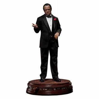 Corleone Vito Godfather Blitzway Statue Parrain Superb