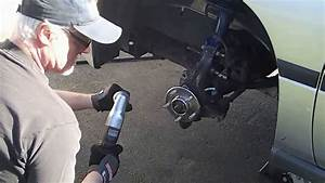 Inspecting Lower Ball Joint And Replacing Tie Rod End On