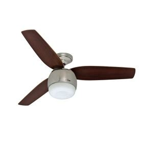 encon ceiling fan replacement blade 52 quot infiniti led brushed nickel ceiling fan