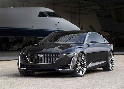 Concept 20182019 Cadillac Escala  Future Flagship 2018