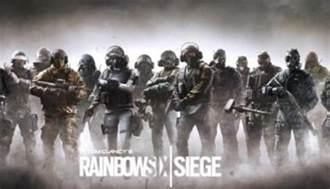 All Operators Siege Rainbow Six