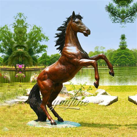 Garden Decoration For Sale by Rearing Size Sculptures Statues For Sale