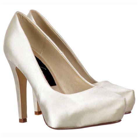 Onlineshoe High Heels Stiletto Bridal Wedding Court Shoes
