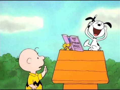 snoopy magic  snoopy episode complet youpi