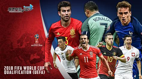 Fifa World Cup Russia Wallpapers Wallpaper Cave