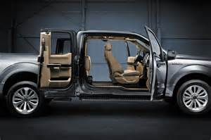 Nissan Frontier Bed Extender by 2015 Ford F 150 Unveiled Half Ton Truckin
