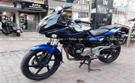 1.5 lakh), avenger street 220 (rs. Used Bajaj Pulsar 220 Bike in Mumbai 2017 model, India at ...