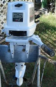 Used 25 Hp Horse Power Johnson Outboards For Sale