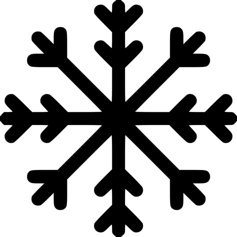 Free download for personal use only! Snowflake Svg Png Icon Free Download (#447433 ...