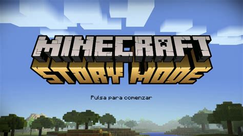 minecraft story mode  descargar  android apk gratis