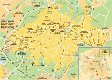 fes el bali map