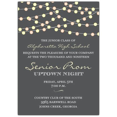 date night themed bridal shower invitations