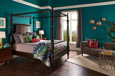 behr essential teal top colors for 2015 according to