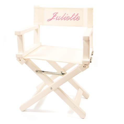 chaise personnalisée fauteuil realisateur