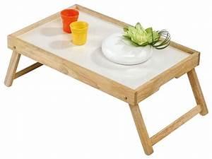 Plateau Petit Déjeuner Au Lit : plateau dejeuner conforama table de lit a roulettes ~ Teatrodelosmanantiales.com Idées de Décoration