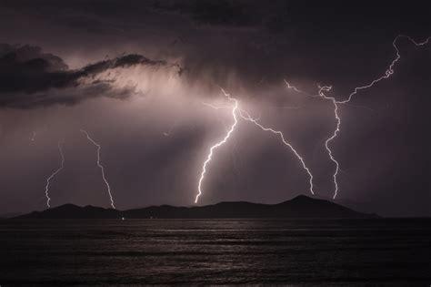 thunderstorms   summer