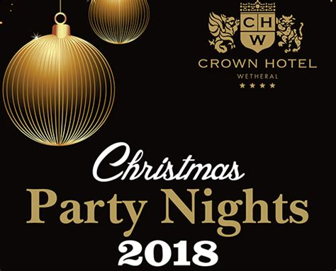 Events At The Crown Hotel, Wetheral, Carlisle, Cumbria