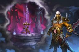 pilgrimage of the bladeform aesthete dota 2 wiki
