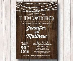 i do bbq wedding reception invitation i do bbq couples With couples wedding shower menu ideas