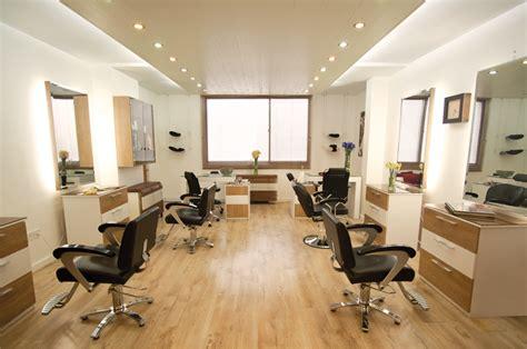 Mitra Beauty Salon  Interior Design By Alef Design Agency