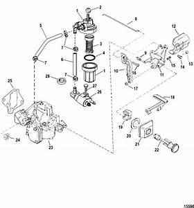 Marine Parts Plus Mercury Serial 25 2 Cyl 803127001 11407