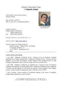 scarica curriculum vitae europeo da compilare gratis pdf curriculum vitae formato doc newhairstylesformen2014 com