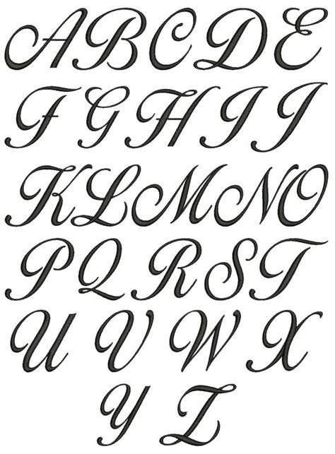 fancy letter fonts lettering letters art fontsnumbers