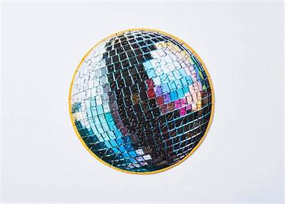 Disco Ball Puzzle Thing Discoball