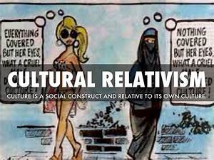 INTERCULTURAL c... Cultural Relativism