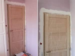 porte de chambre lapeyre chaioscom With changer une porte de chambre