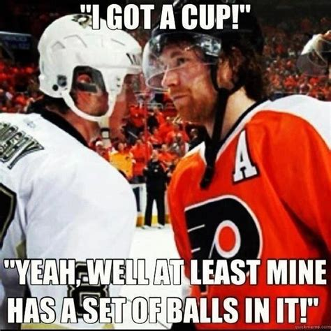 Flyers Memes - stuff i miss about hockey the pittsburgh penguins and philadelphia flyers rivalry claude
