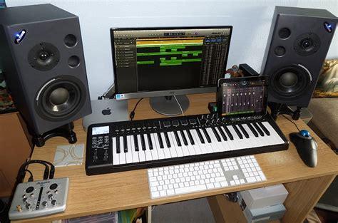 Studio Rta Computer Desk by Mini Home Recording Studio Setup Www Imgkid Com The