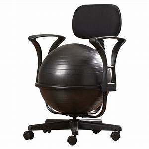 Symple Stuff Exercise Ball Chair & Reviews Wayfair